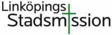 Logo voor Linköpings Stadsmission